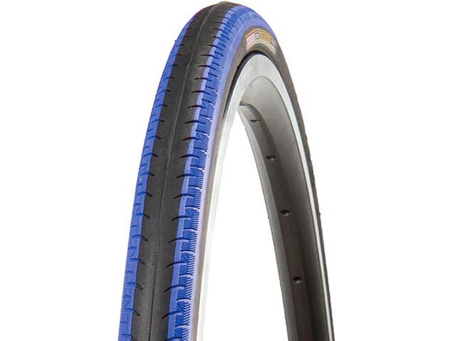 "Kenda Kontender K-196 Clincher Tyre 28"", zwart/blauw"